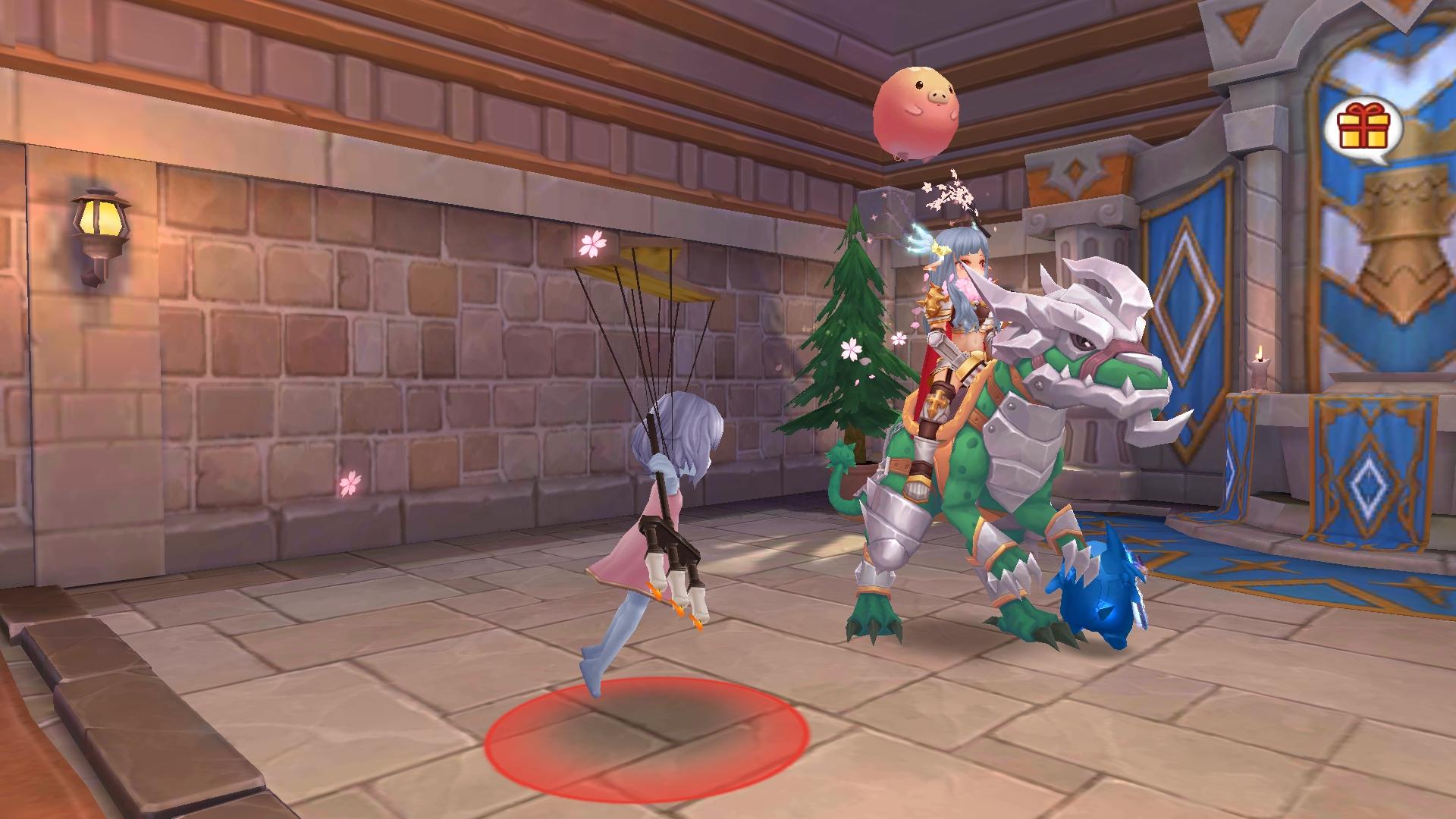 魔物:傀儡娃娃;游戏昵称:暴风骤雨x旖旎。