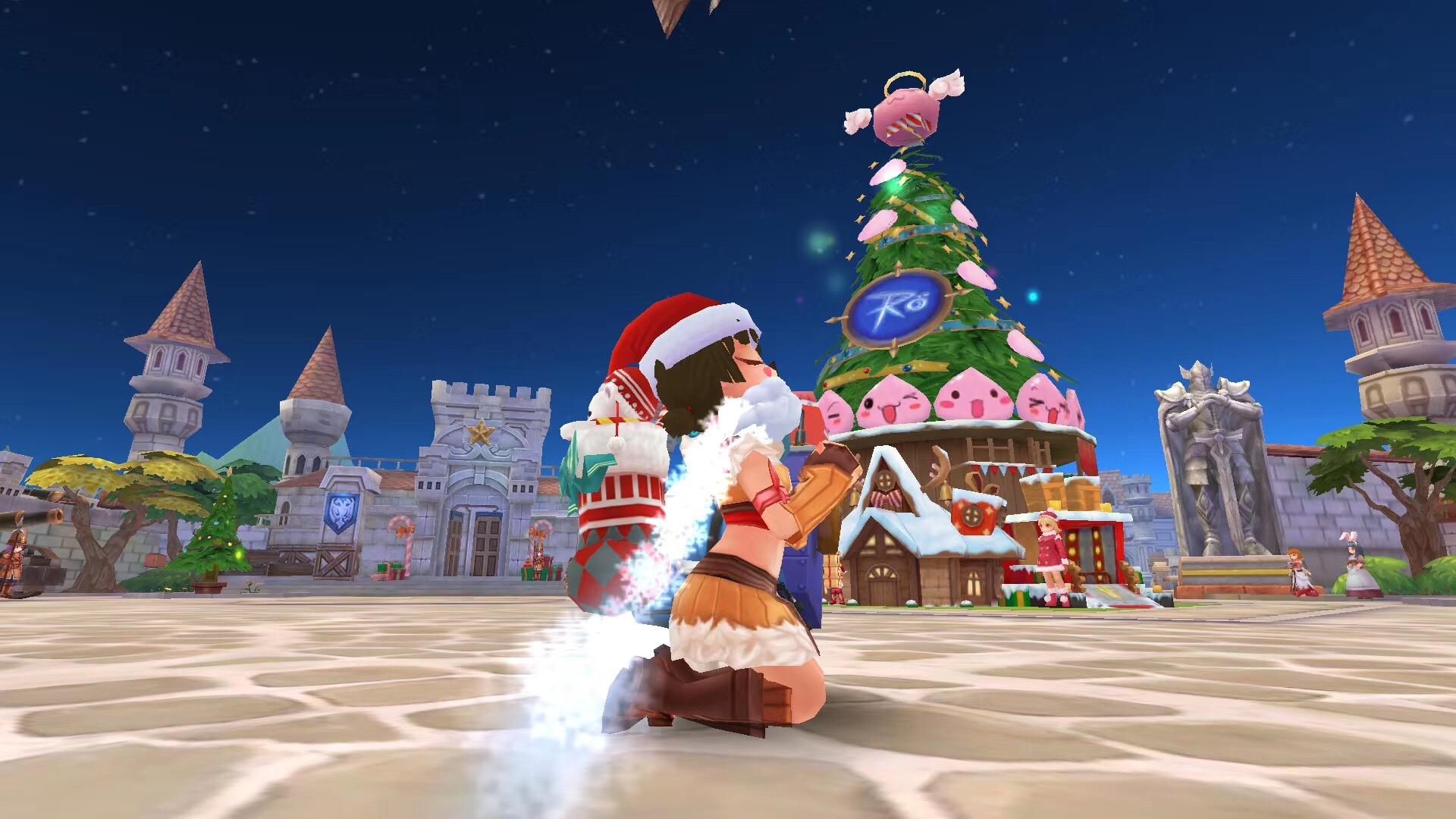 【黄金假期】圣诞老人快出现