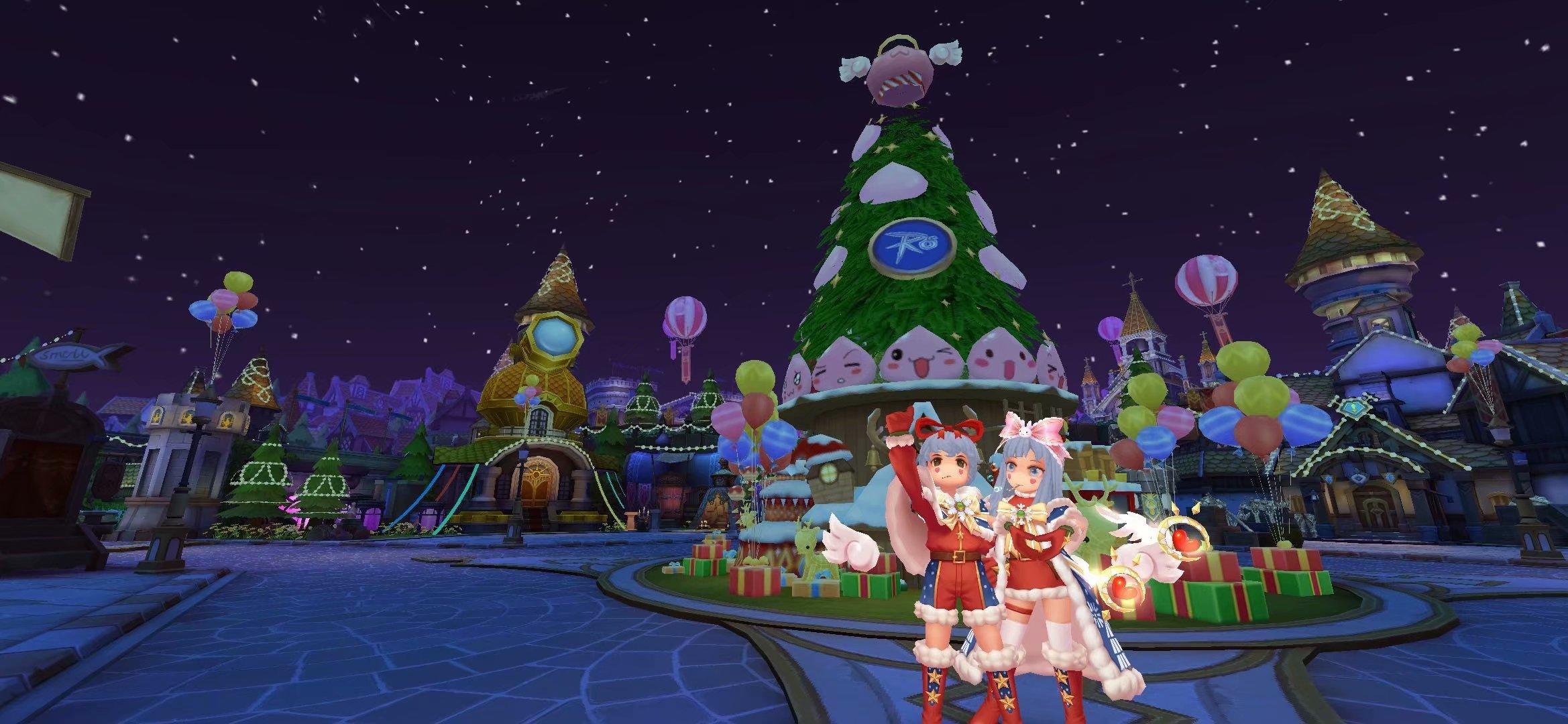 我跟圣诞老人说  礼物是我 小朋友 是你✨