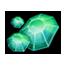 三级物防宝石