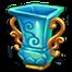 百炼琉璃酒杯