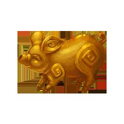 阴水·亥猪