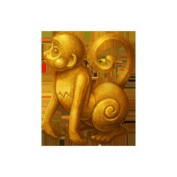 阳金·申猴