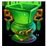 中级琉璃酒杯