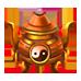 特级青缸香炉